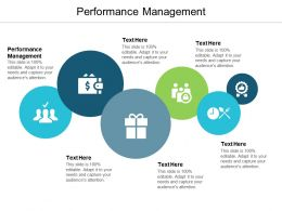 Performance Management Ppt Powerpoint Presentation Professional Portfolio Cpb