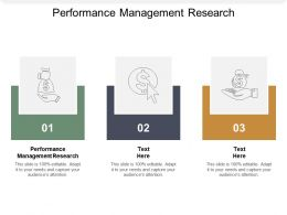 Performance Management Research Ppt Powerpoint Presentation Inspiration Deck Cpb