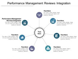Performance Management Reviews Integration Ppt Powerpoint Presentation Gallery Rules Cpb