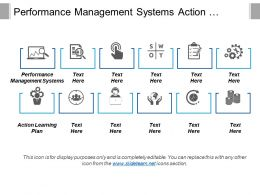 performance_management_systems_action_learning_plan_operational_excellence_cpb_Slide01