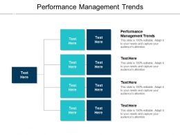 Performance Management Trends Ppt Powerpoint Presentation File Outfit Cpb