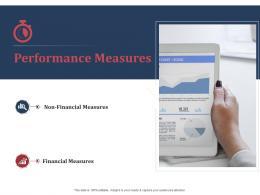 Performance Measures SCM Performance Measures Ppt Formats
