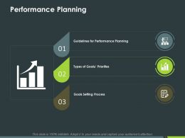 Performance Planning Ppt Powerpoint Presentation Inspiration Template