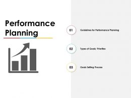 Performance Planning Ppt Powerpoint Presentation Show Files