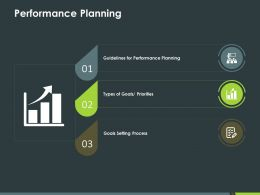 Performance Planning Ppt Powerpoint Presentation Styles Aids