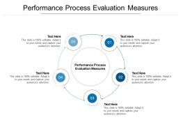 Performance Process Evaluation Measures Ppt Powerpoint Presentation Professional Cpb