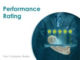 Performance Rating Powerpoint Presentation Slides