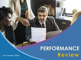 Performance Review Powerpoint Presentation Slides