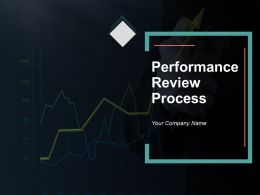 Performance Review Process Powerpoint Presentation Slides