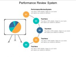 Performance Review System Ppt Powerpoint Presentation Slides Files Cpb