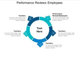 Performance Reviews Employees Ppt Powerpoint Presentation Professional Background Image Cpb