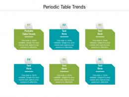 Periodic Table Trends Ppt Powerpoint Presentation Infographic Template Themes Cpb