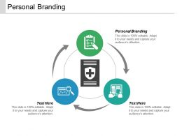 Personal Branding Ppt Powerpoint Presentation Icon Graphics Cpb