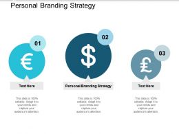 Personal Branding Strategy Ppt Powerpoint Presentation Infographic Template Influencers Cpb