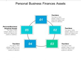 Personal Business Finances Assets Ppt Powerpoint Presentation Ideas Graphics Tutorials Cpb