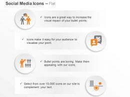 personal_chat_leadership_following_group_chat_ppt_icons_graphics_Slide01