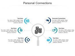 Personal Connections Ppt Powerpoint Presentation Professional Format Ideas Cpb