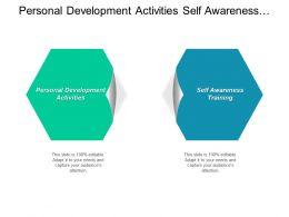 Personal Development Activities Self Awareness Training Dissertation Methodologies Cpb