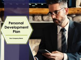 Personal Development Plan Powerpoint Presentation Slides