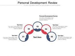 Personal Development Review Ppt Powerpoint Presentation Layouts Inspiration Cpb