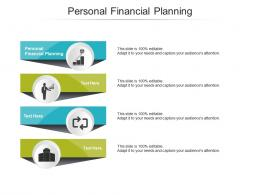 Personal Financial Planning Ppt Powerpoint Presentation Summary Inspiration Cpb