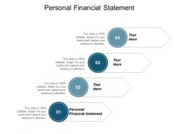 Personal Financial Statement Ppt Powerpoint Presentation Icon Example Cpb