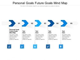 Personal Goals Future Goals Mind Map Ppt Powerpoint Presentation File Background Cpb