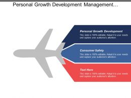 Personal Growth Development Management Consumer Safety Sales Promotion