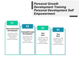 Personal Growth Development Training Personal Development Self Empowerment Cpb