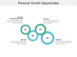 Personal Growth Opportunities Ppt Powerpoint Presentation Styles Background Cpb