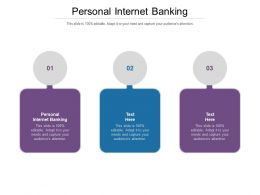 Personal Internet Banking Ppt Powerpoint Presentation Ideas Slide Cpb