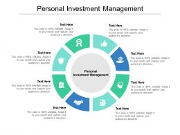 Personal Investment Management Ppt Powerpoint Presentation Inspiration Cpb