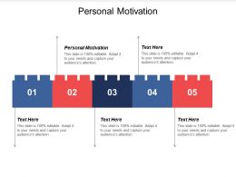 Personal Motivation Ppt Powerpoint Presentation Gallery Picture Cpb