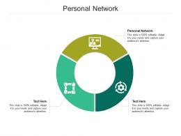 Personal Network Ppt Powerpoint Presentation Portfolio Slide Portrait Cpb