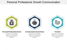 Personal Professional Growth Communication Virtual Teams Positioning Brand Cpb