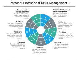 Personal Professional Skills Management Communication Skills Leadership Organizational Skills Cpb