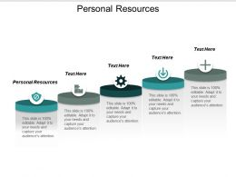 Personal Resources Ppt Powerpoint Presentation Icon Guidelines Cpb