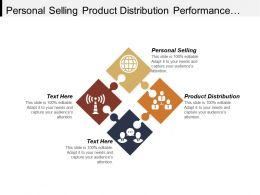 Personal Selling Product Distribution Performance Appraisals Workplace Communication