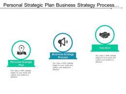 Personal Strategic Plan Business Strategy Process Market Development Plan Cpb