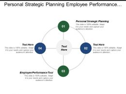 Personal Strategic Planning Employee Performance Tool Application Programming