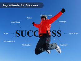 Personal Success Factors Personal Growth Goals Accomplishment