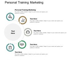 Personal Training Marketing Ppt Powerpoint Presentation Gallery Graphics Tutorials Cpb
