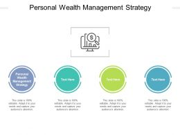 Personal Wealth Management Strategy Ppt Powerpoint Presentation Inspiration Influencers Cpb