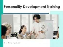 Personality Development Training Estimated Costs Leadership Objective Success Measure