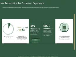 Personalize The Customer Experience How To Drive Revenue With Customer Journey Analytics Ppt Grid