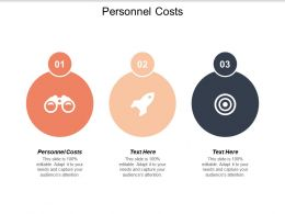 Personnel Costs Ppt Powerpoint Presentation Summary Files Cpb