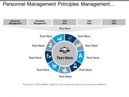 Personnel Management Principles Management Market Segmentation Business Forecasting Cpb