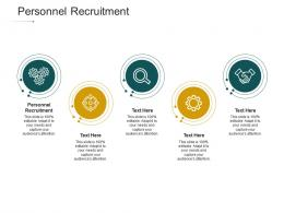 Personnel Recruitment Ppt Powerpoint Presentation Outline Rules Cpb