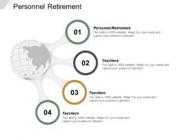 Personnel Retirement Ppt Powerpoint Presentation Icon Design Inspiration Cpb