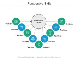 Perspective Skills Ppt Powerpoint Presentation Model Inspiration Cpb